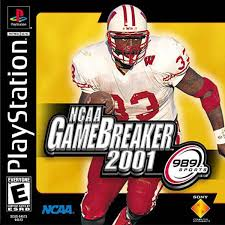 NCAA Gamebreaker 2001 - PS1 - ISOs Download