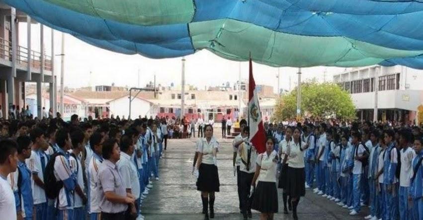29 colegios inician clases hoy por lluvias intensas en la región Áncash