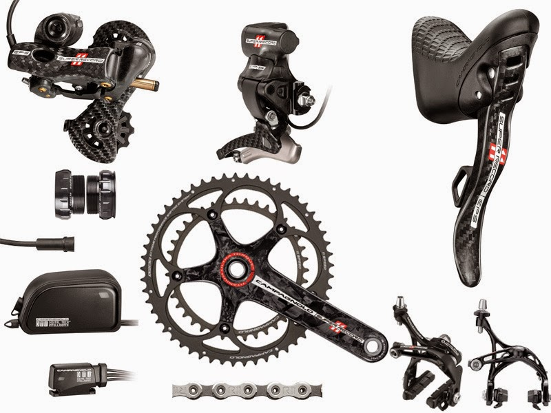 All About Road Bike: An Overview of Road Groupsets