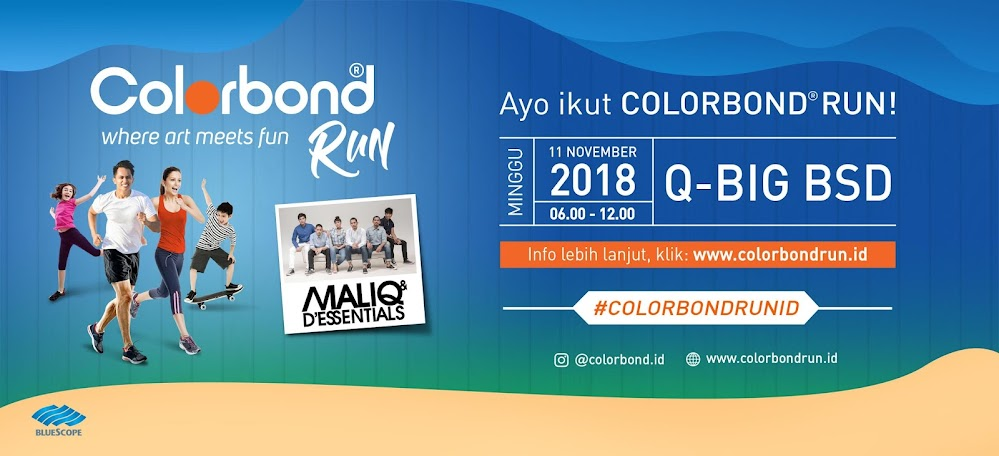 Colorbond Run • 2018