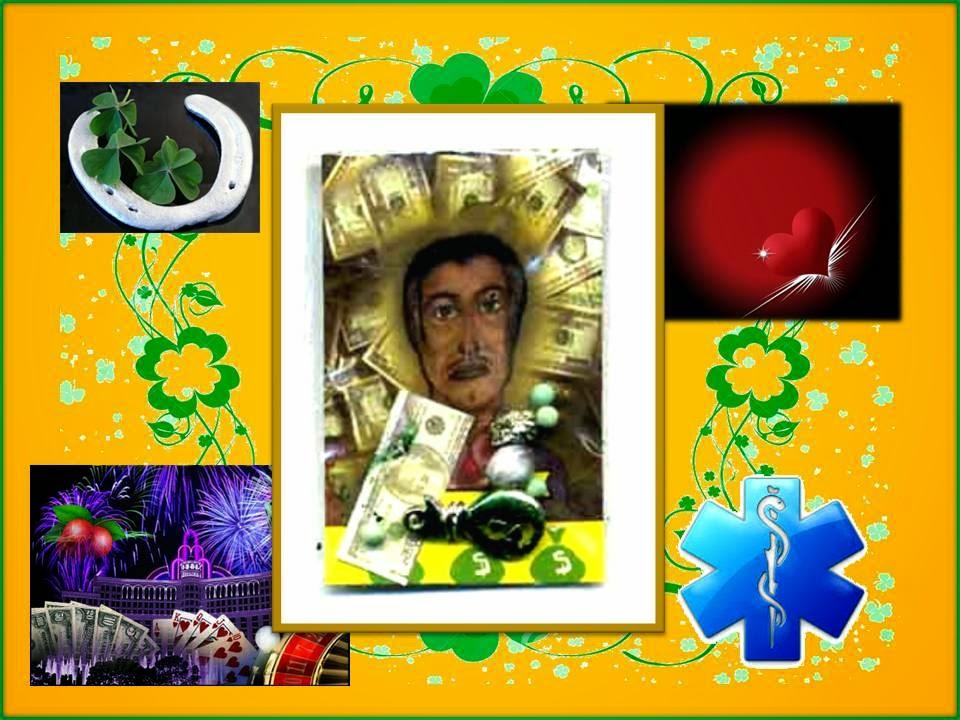 Oracion a don juan de la buena suerte para atraer dinero - La buena suerte ...