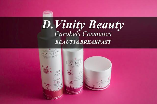 Cuidado capilar con D.Vinity de Carobels. Beauty & Breakfast.