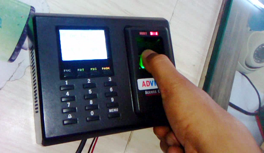 Advision Fingerprint Time & Attendance System