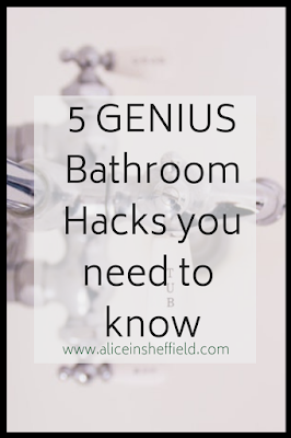 Bathroom Hacks You Need To Know