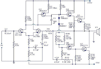 July 2013 ~Circuit diagram