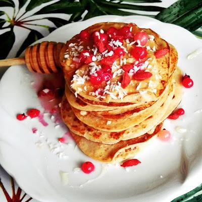 Pancakes - śniadanie idealne!