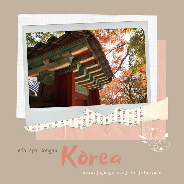 Korea Tak Seindah Romantisme Drama