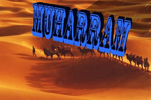 Peristiwa Penting Bersejarah Dalam Bulan Muharram
