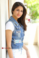 Telugu Actress Lavanya Tripathi Latest Pos in Denim Jeans and Jacket  0117.JPG
