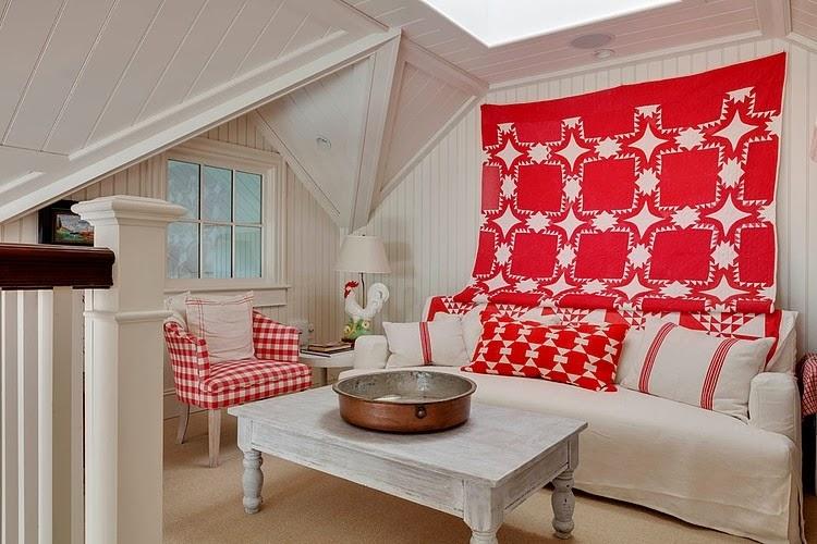 Biały domek w wiejskim stylu, wystrój wnętrz, wnętrza, urządzanie domu, dekoracje wnętrz, aranżacja wnętrz, inspiracje wnętrz,interior design , dom i wnętrze, aranżacja mieszkania, modne wnętrza, styl wiejski, styl rustykalny, białe wnętrza,