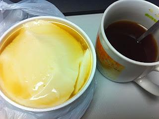 豆腐花 x 黑糖桂圓茶
