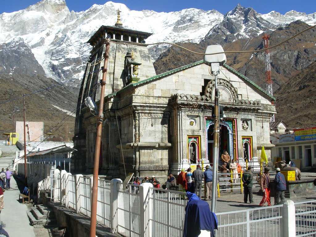 Kedarnath Shrine was Under Snow for 400 years: Scientists