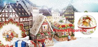 Logo Vinci gratis weekend a Strasburgo per il mercatino di Natale d'Europa