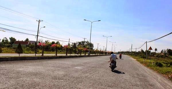Đi Cần Giờ bằng xe máy