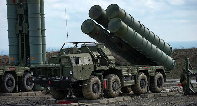 Sistemas S-400 russos