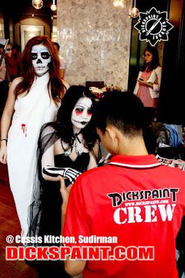 Makeup Horror Jakarta