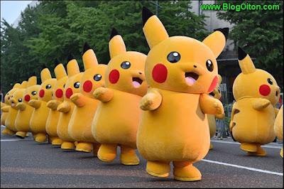 Pikachu Fail