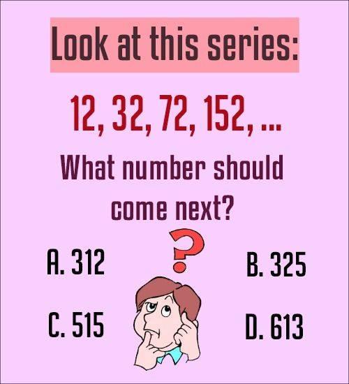 PROMETRICS Finance : Brain teasers and maths puzzles