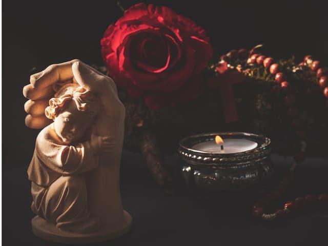 monte um altar para você
