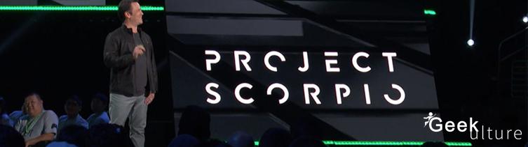 Geekulture - Xbox One Project Scorpio