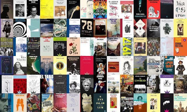 Los libros leídos y (no) leídos durante 2018