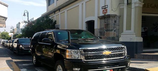 La historia de las 2 veces que el Estado Mayor Presidencial tuvo que salir huyendo de Tamaulipas, no pudieron garantizar la seguridad del Presidente .