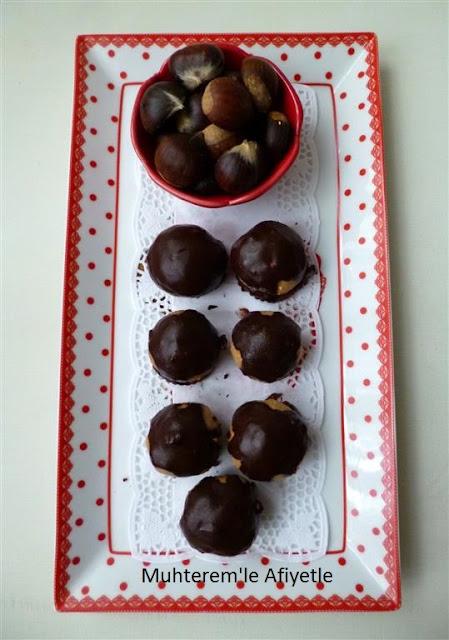 kestaneli bonbon