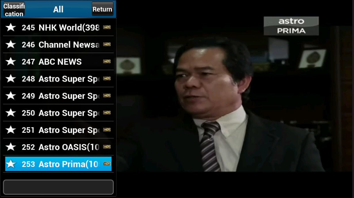 GoatTV7 - Live TV Apk - Kodi IPTV Malaysia