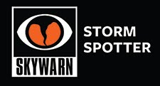 Certified SKYWARN Storm Spotter