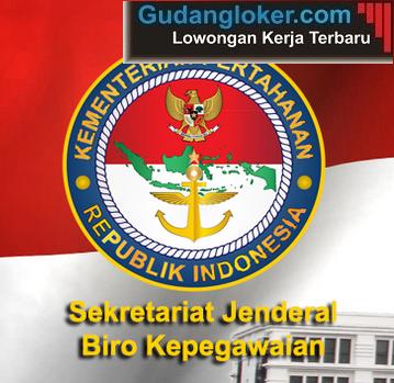 Penerimaan CPNS Kementerian Pertahanan Republik Indonesia 2019