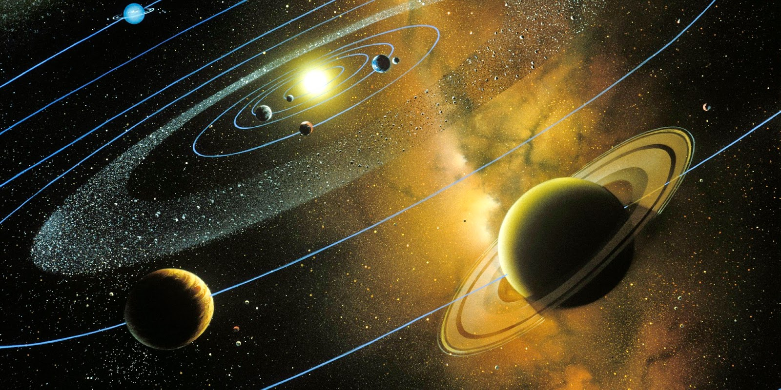 How to Discover the Space, Planets and The Solar System in ...