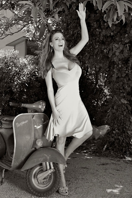 Jordan-Carver-vespa-motorcycle-photo-shoot-hd-8