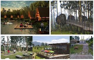 Tarif Paket Wisata Dusun Bambu Lembang Bandung