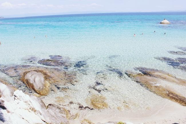 Sarti beaches