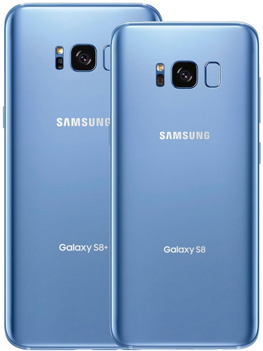 New Look Galaxy S8 Looks Brighter