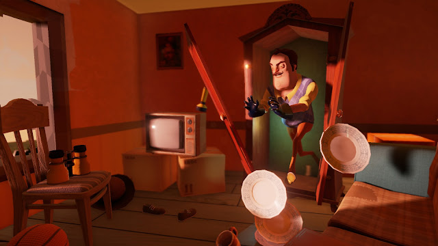 Hello Neighbor PC Game Screenshot 2