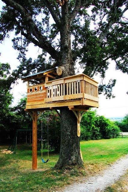 Fielding Family Treehouse