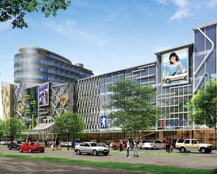 Mall Terbesar Di Kawasan Amin Supriyadi, Mall Terbesar KCP, Amin Supriyadi