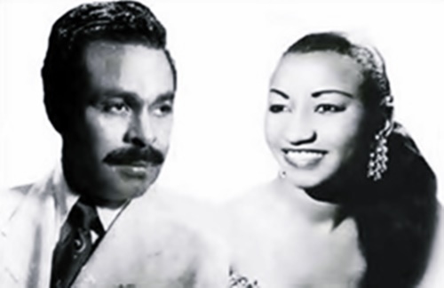 Celia Cruz & Bienvenido Granda & La Sonora Matancera - El Pai Y La Mai