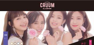 BLACKPINK for CRUUM Japan