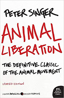 Animal lovers on the books that changed their lives: Animal Liberation cover