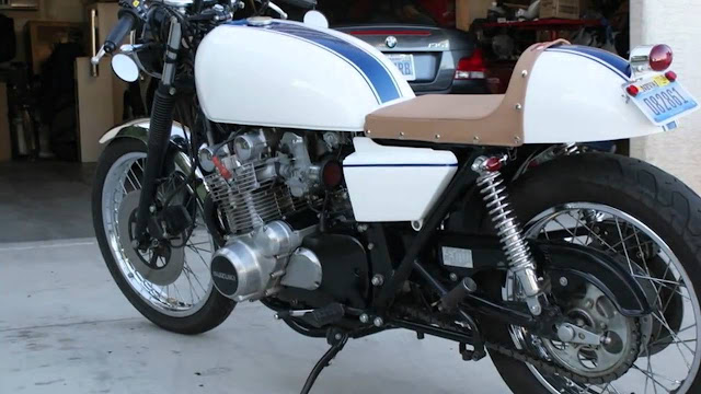 Suzuki GS750 Specification