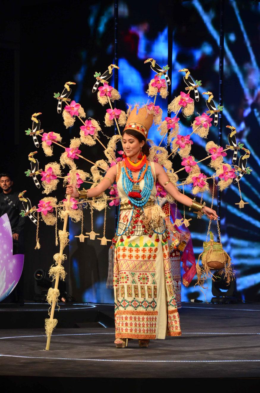Femina Miss India 2017 Sub Contest Ceremony Event Sills