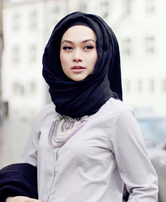 gaya hijab formal