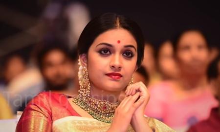 Keerthi Suresh – Rajamouli movie update