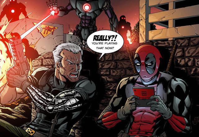 Curiosidades Deadpool