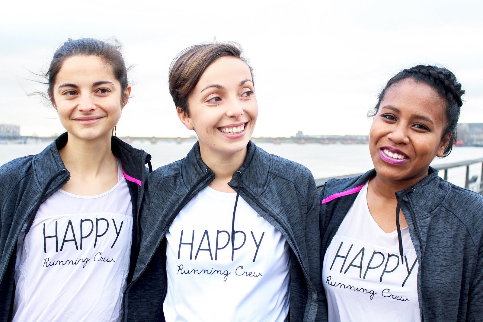 #HappyRunningCrew