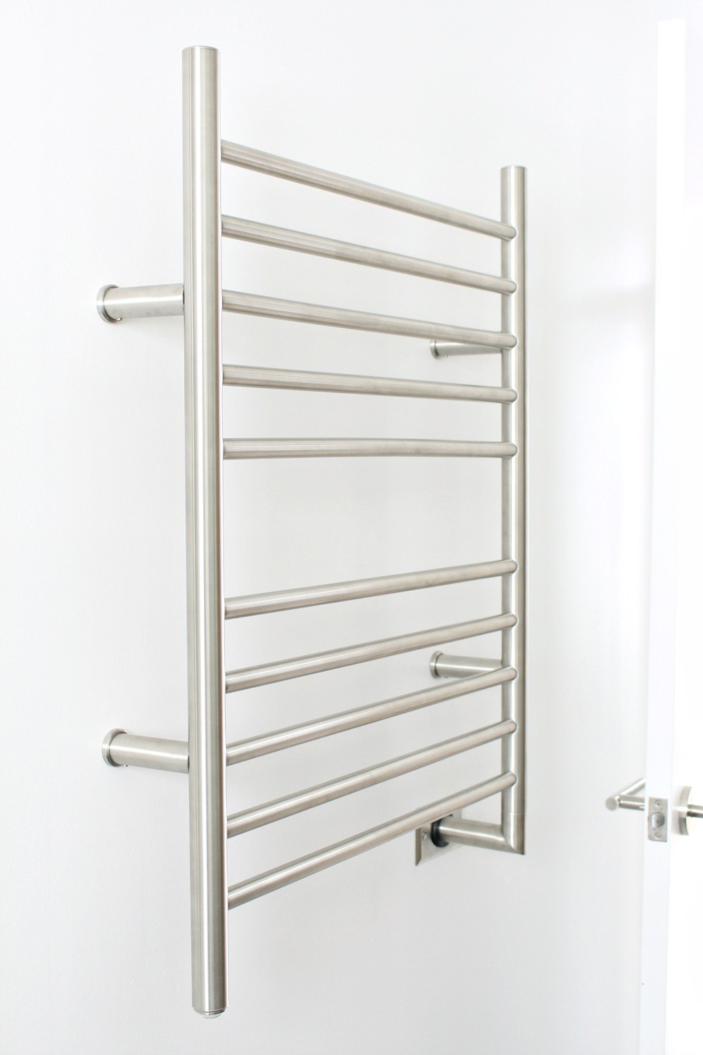 Amba Radiant Straight Hardwired Wall Mounted Towel Warmer Review