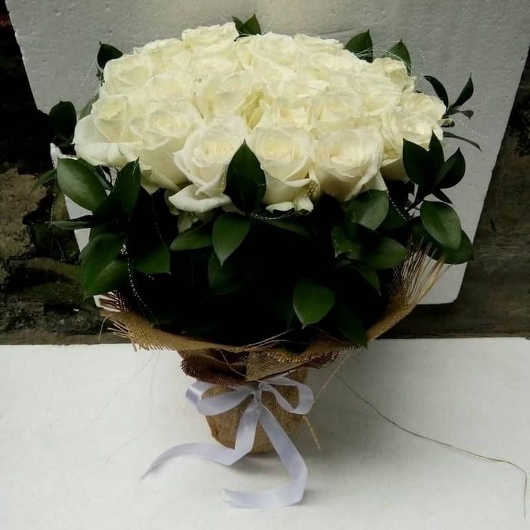 Karangan Bunga Box 003