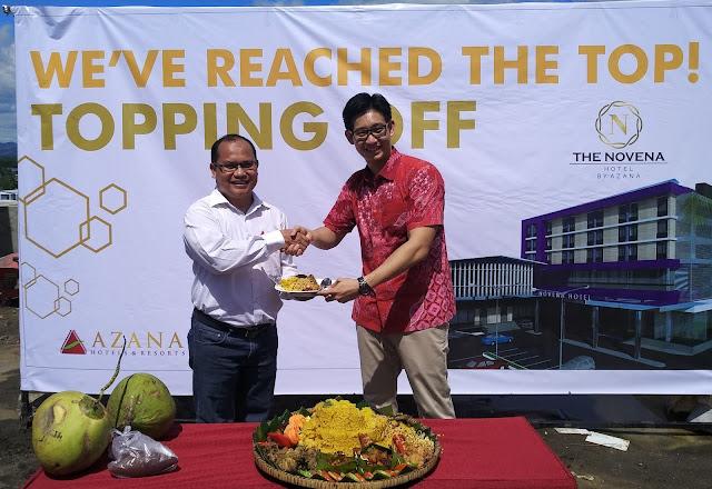 Luar Biasa, The Novena Hotel Bintang 4 Pertama di Bone